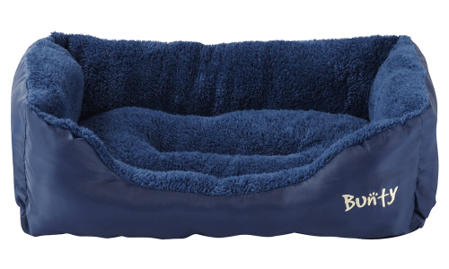 Blue Sway Large Dog Bed