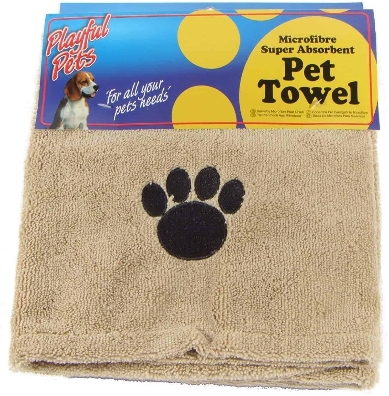 dog towel best