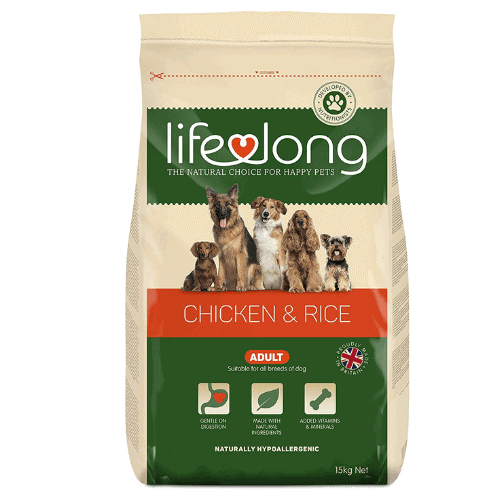 lifelong hypoallergenic adult dog food