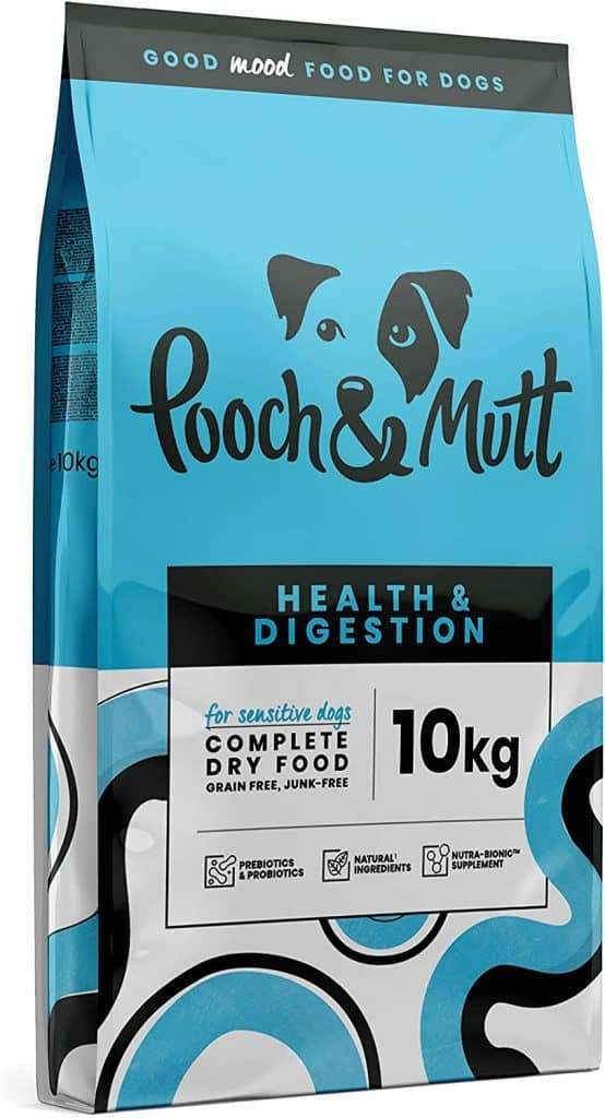 top dog food for loose stool
