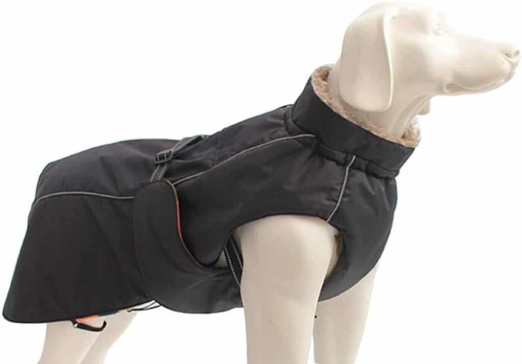 5th best waterproof dog coat uk