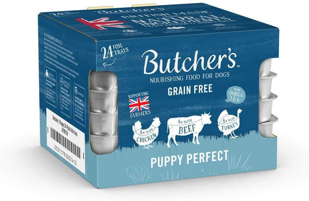 butchers wet puppy food