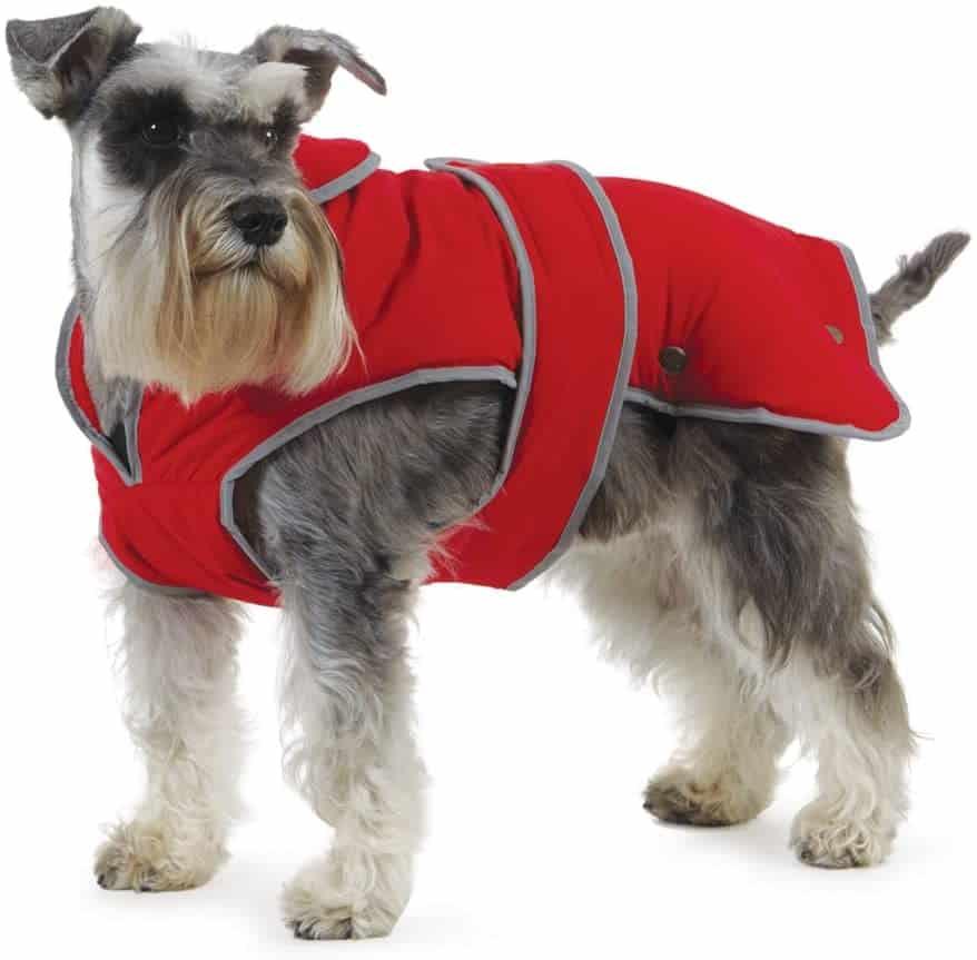 best waterproof dog coat
