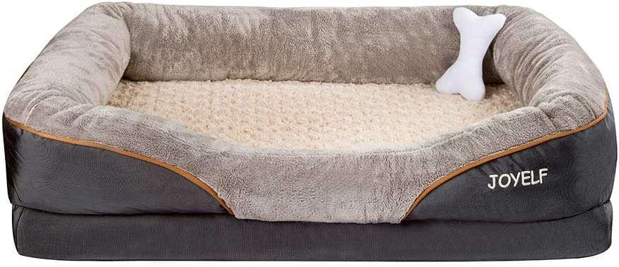 joyelf orthopaedic dog bed