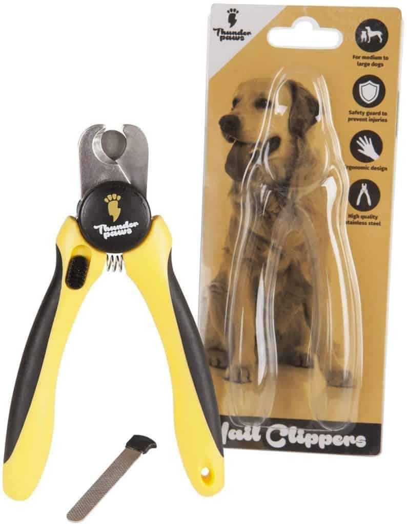 best dog nail clippers uk