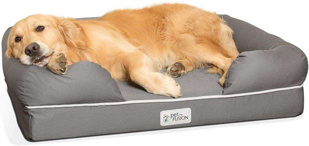 the best orthopaedic dog bed uk