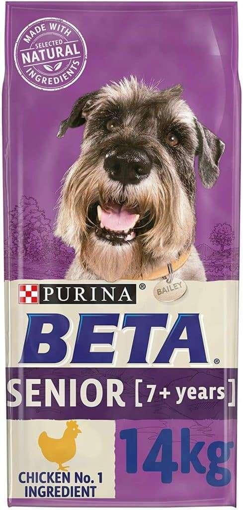 best senior dog food uk