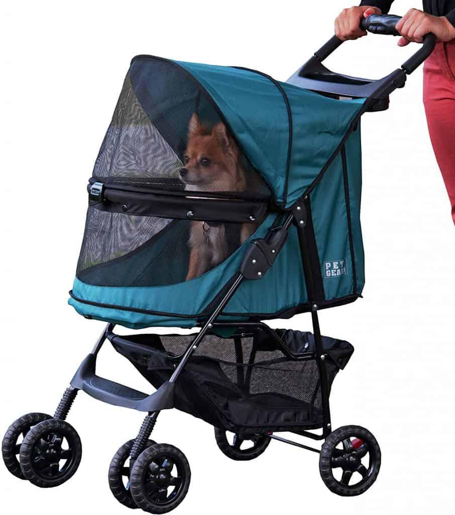 pet gear dog pushchair