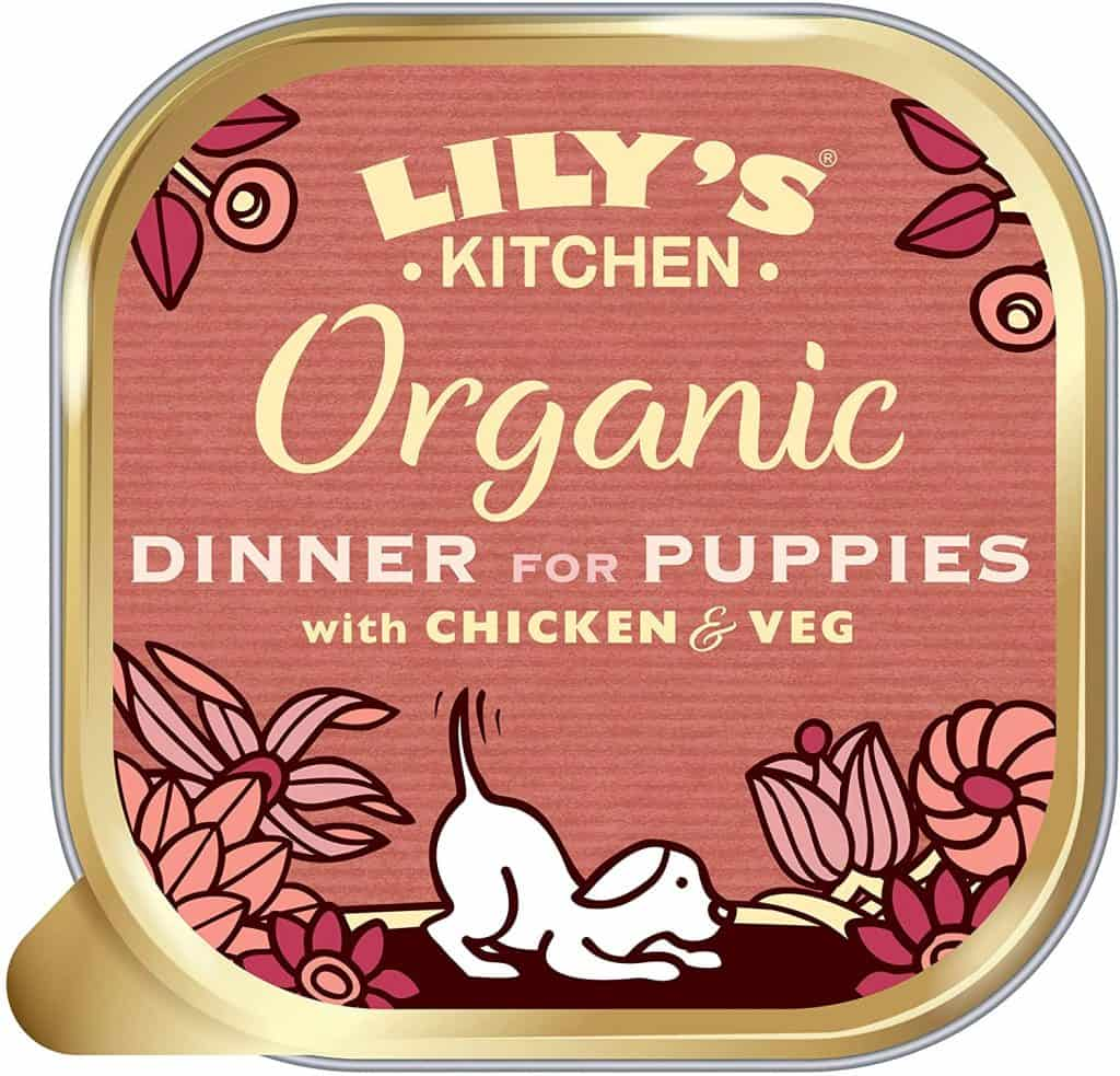 best wet puppy food uk