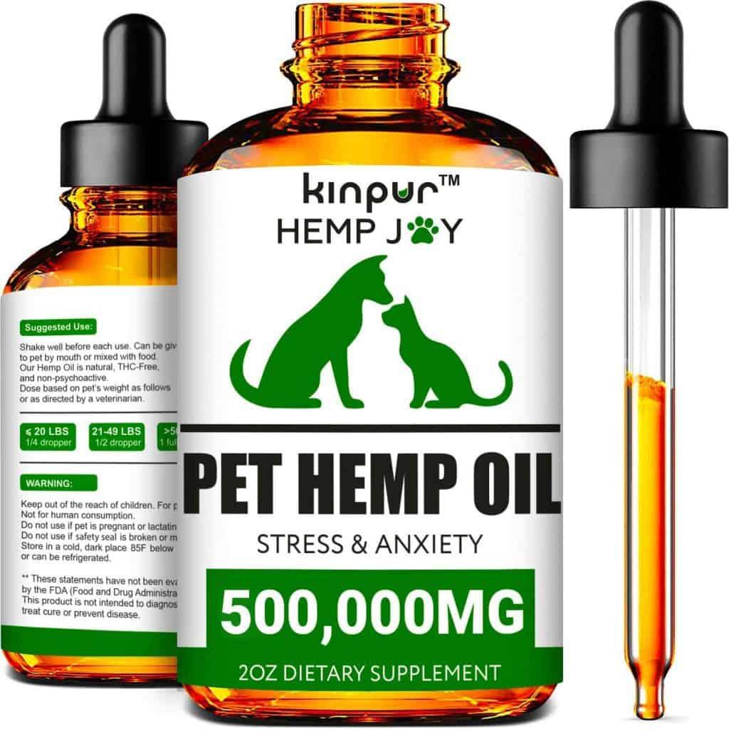 4th best hemp oil for dogs