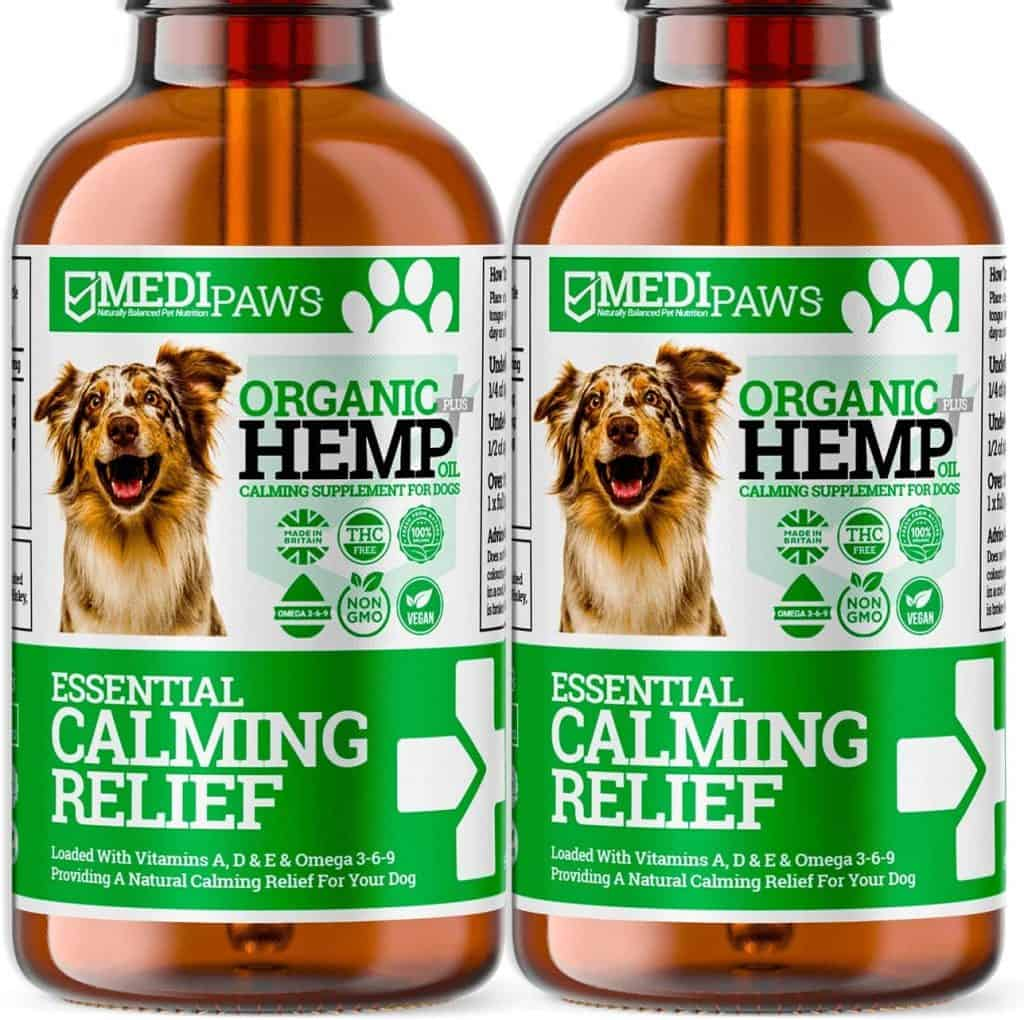 hemp oil thats good for dogs